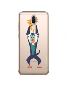 Coque Huawei Mate 10 Lite Futur Roi Lion King Rafiki Transparente - Jay Fleck