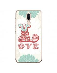 Coque Huawei Mate 10 Lite Love Fleurs Flourish - Javier Martinez