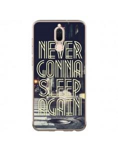 Coque Huawei Mate 10 Lite Never Gonna Sleep New York City - Javier Martinez