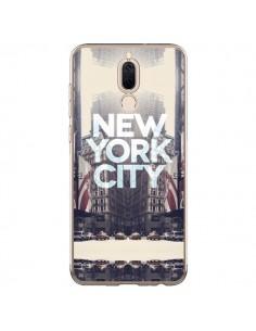 Coque Huawei Mate 10 Lite New York City Vintage - Javier Martinez
