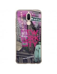 Coque Huawei Mate 10 Lite New York City Rose - Javier Martinez