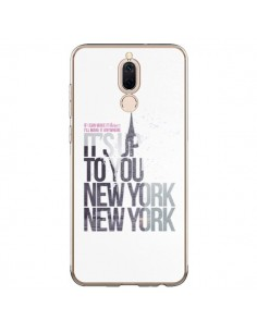 Coque Huawei Mate 10 Lite Up To You New York City - Javier Martinez