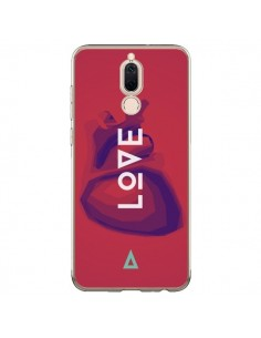 Coque Huawei Mate 10 Lite Love Coeur Triangle Amour - Javier Martinez