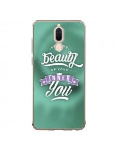 Coque Huawei Mate 10 Lite Beauty Vert - Javier Martinez