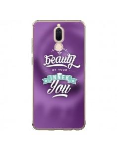 Coque Huawei Mate 10 Lite Beauty Violet - Javier Martinez