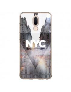 Coque Huawei Mate 10 Lite I Love New York City Orange - Javier Martinez