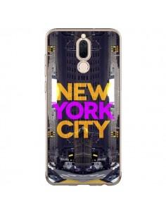 Coque Huawei Mate 10 Lite New York City Orange Violet - Javier Martinez