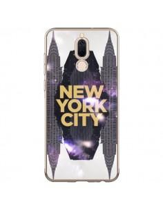 Coque Huawei Mate 10 Lite New York City Orange - Javier Martinez
