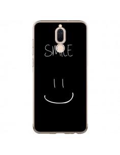 Coque Huawei Mate 10 Lite Smile Souriez Noir - Jonathan Perez