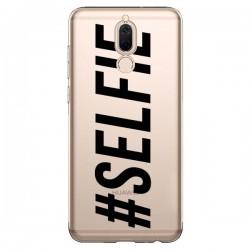 Coque Huawei Mate 10 Lite Hashtag Selfie Transparente - Jonathan Perez