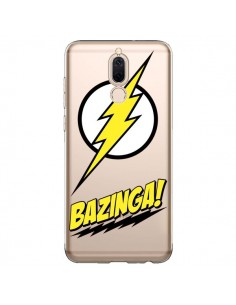 Coque Huawei Mate 10 Lite Bazinga Sheldon The Big Bang Thoery Transparente - Jonathan Perez
