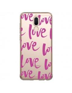 Coque Huawei Mate 10 Lite Love Love Love Amour Transparente - Dricia Do