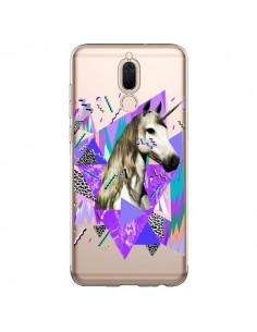 Coque Huawei Mate 10 Lite Licorne Unicorn Azteque Transparente - Kris Tate