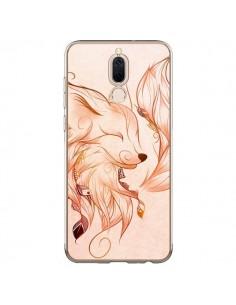 Coque Huawei Mate 10 Lite Fox Renard Rouge - LouJah
