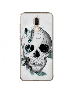 Coque Huawei Mate 10 Lite Skull Boho Tête de Mort - LouJah