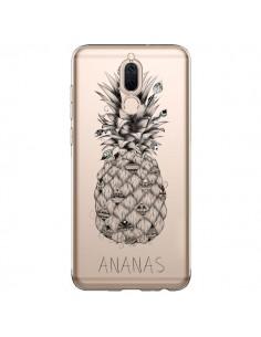 Coque Huawei Mate 10 Lite Ananas Fruit Transparente - LouJah