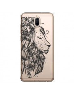 Coque Huawei Mate 10 Lite Lion Poétique Transparente - LouJah
