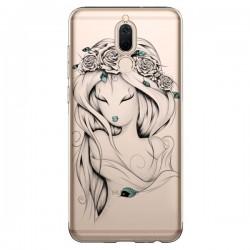 Coque Huawei Mate 10 Lite Princesse Poétique Gypsy Transparente - LouJah