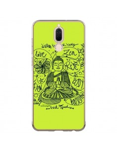 Coque Huawei Mate 10 Lite Buddha Listen to your body Love Zen Relax - Leellouebrigitte