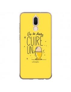 Coque Huawei Mate 10 Lite Va te faire cuir un oeuf jaune - Leellouebrigitte