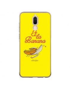 Coque Huawei Mate 10 Lite Et la banana banane - Leellouebrigitte