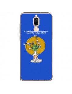 Coque Huawei Mate 10 Lite L'argent ne pousse pas dans les plantes - Leellouebrigitte
