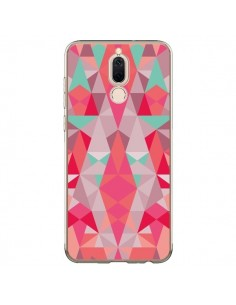 Coque Huawei Mate 10 Lite Azteque Rouge - Leandro Pita