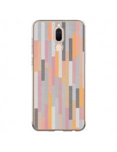 Coque Huawei Mate 10 Lite Bandes Couleurs - Leandro Pita