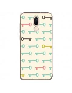 Coque Huawei Mate 10 Lite Clefs Keys - Leandro Pita