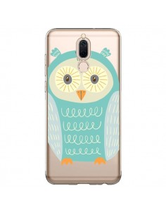 Coque Huawei Mate 10 Lite Hibou Owl Transparente - Petit Griffin