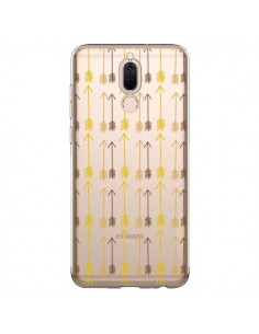 Coque Huawei Mate 10 Lite Fleche Arrow Transparente - Petit Griffin
