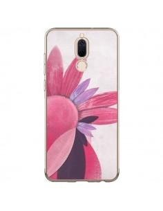Coque Huawei Mate 10 Lite Flowers Fleurs Roses - Lassana