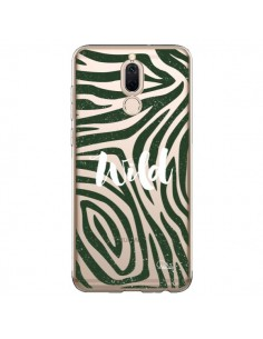 Coque Huawei Mate 10 Lite Wild Zebre Jungle Transparente - Lolo Santo