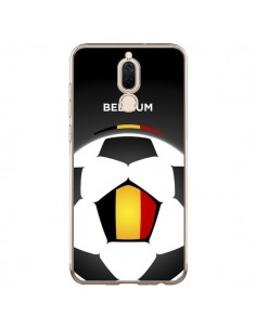 Coque Huawei Mate 10 Lite Belgique Ballon Football - Madotta