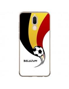 Coque Huawei Mate 10 Lite Equipe Belgique Belgium Football - Madotta