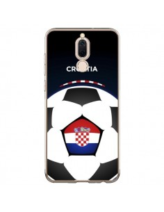 Coque Huawei Mate 10 Lite Croatie Ballon Football - Madotta