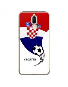Coque Huawei Mate 10 Lite Equipe Croatie Croatia Football - Madotta