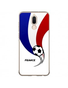 Coque Huawei Mate 10 Lite Equipe France Ballon Football - Madotta