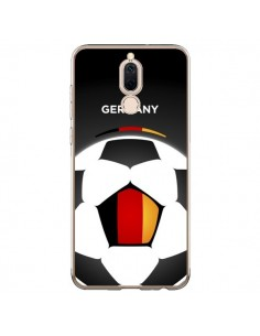 Coque Huawei Mate 10 Lite Allemagne Ballon Football - Madotta