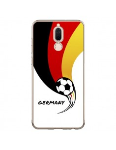 Coque Huawei Mate 10 Lite Equipe Allemagne Germany Football - Madotta