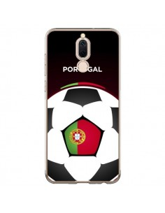 Coque Huawei Mate 10 Lite Portugal Ballon Football - Madotta