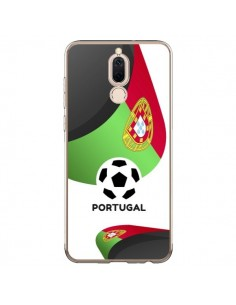 Coque Huawei Mate 10 Lite Equipe Portugal Football - Madotta