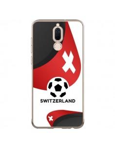 Coque Huawei Mate 10 Lite Equipe Suisse Football - Madotta