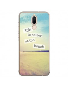 Coque Huawei Mate 10 Lite Life is better at the beach Ete Summer Plage - Mary Nesrala