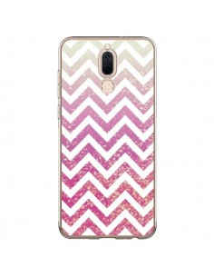 Coque Huawei Mate 10 Lite Chevron Pixie Dust Triangle Azteque - Mary Nesrala