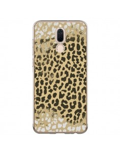Coque Huawei Mate 10 Lite Leopard Golden Or Doré - Mary Nesrala
