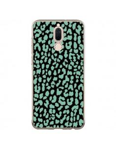 Coque Huawei Mate 10 Lite Leopard Mint Vert - Mary Nesrala