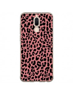 Coque Huawei Mate 10 Lite Leopard Corail Neon - Mary Nesrala