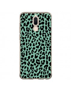 Coque Huawei Mate 10 Lite Leopard Mint Vert Neon - Mary Nesrala