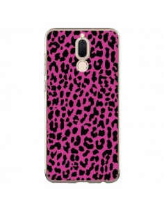 Coque Huawei Mate 10 Lite Leopard Rose Pink Neon - Mary Nesrala